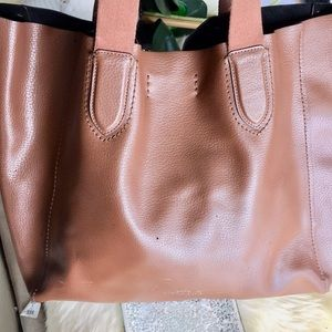 Coach Derby Tote in Pebble Leather ❤️